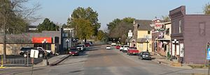 Rodriguez v. United States - Dennys Rodriguez was arrested on a highway near Waterloo, Nebraska (pictured).