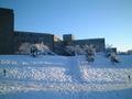Waveney Terrace in the snow.JPG