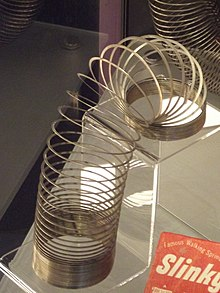 We Made It - Thinktank Birmingham Science Museum - Slinky (8613921401).jpg