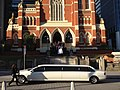 Weddings stretch limousine in Brisbane.JPG