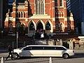 Weddings stretch limousine in Brisbane.JPG