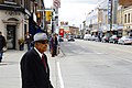 Well-dressed older man on College Street, Toronto.jpg