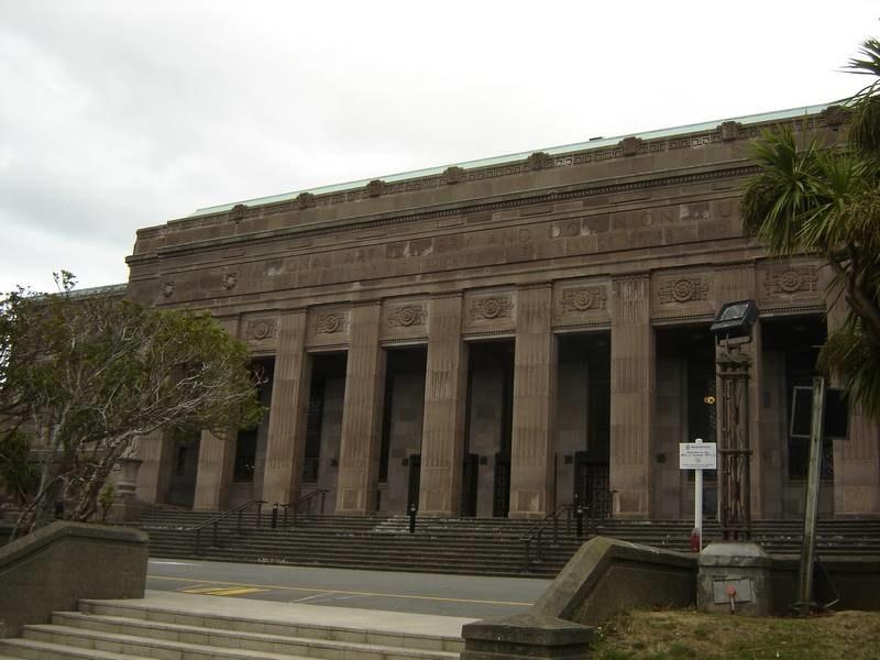 Wellington Dominion Museum 01