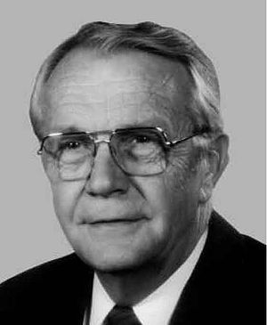 Bert Combs - Wendell Ford defeated Combs in the 1971 Democratic gubernatorial primary.