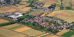 Wenkbach - Aerial photography of Wenkbach