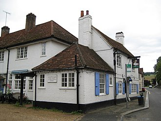 West Wycombe - The Swan