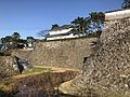 West moat near entrance of Shimabara Castle.jpg