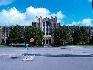 Westdale Secondary School - Image: Westdale 111