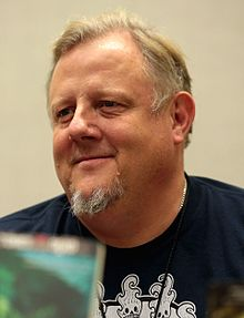 Ochse at the 2017 Phoenix Comicon
