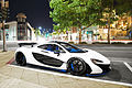 White-Blue McLaren P1 in Beverly Hills (19654787303).jpg