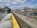 Whitman MBTA station, Whitman MA.jpg