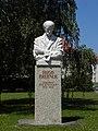 Wien-Baumgarten - Hugo Breitner-Hof - Denkmal Hugo Breitner.jpg