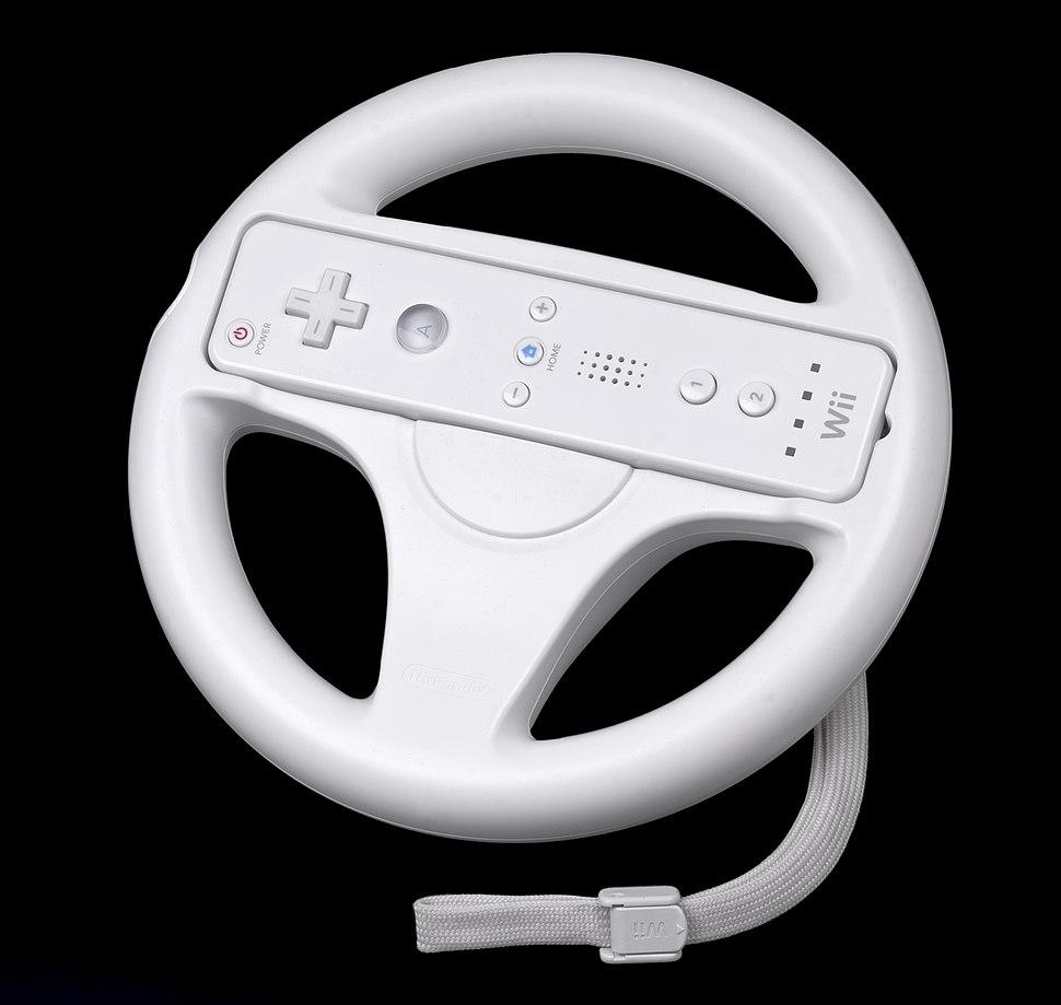 Wii-Wheel