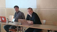 Wikimedia Hackathon 2017 IMG 4283 (34755877895).jpg