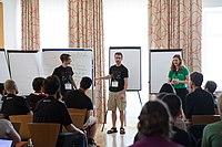 Wikimedia Hackathon Vienna 2017-05-19 Mentoring Program Introduction 003.jpg