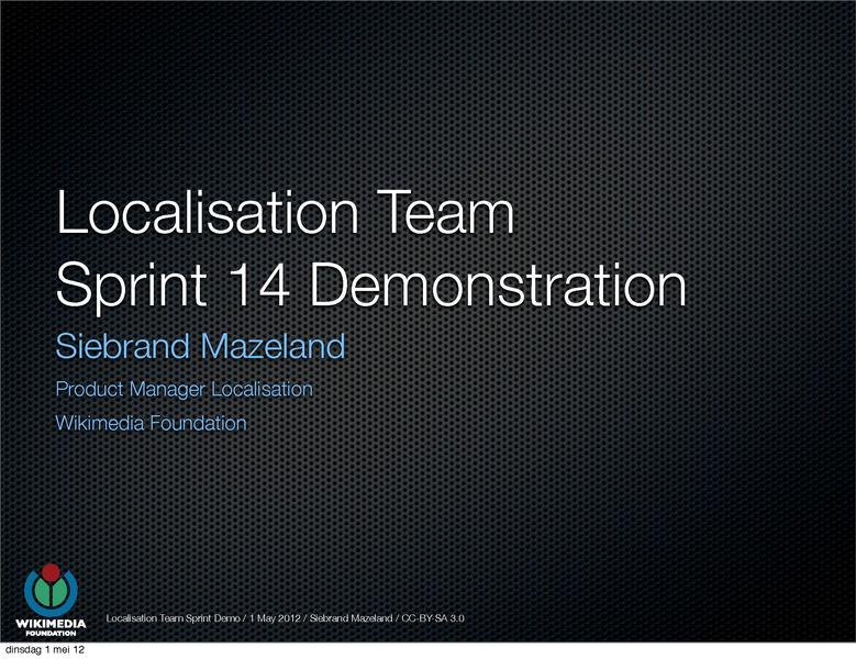 File:Wikimedia Localisation team Sprint 14 demo.pdf