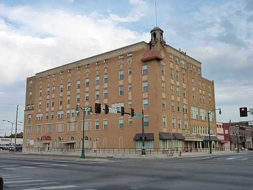 Property Management Claremore Ok Will Rogers Hotel