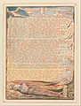"William Blake - Jerusalem, Plate 19, ""His children exil'd from his breast...."" - Google Art Project.jpg"