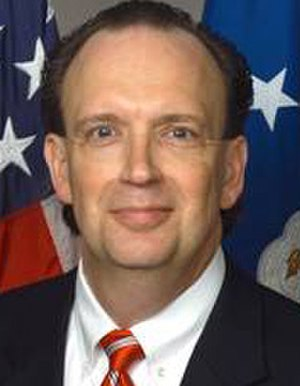 Assistant Secretary of the Air Force (Installations, Environment & Energy) - Image: William C Anderson