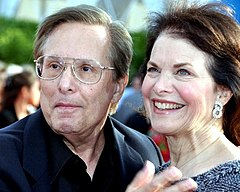 Sherry Lansing z Williamem Friedkinem podczas Deauville American Film Festival w 2012.