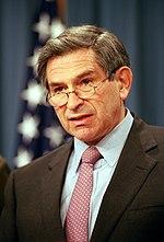 Deputy Secretary of Defense Wolfowitz, press briefing, November 21, 2001.