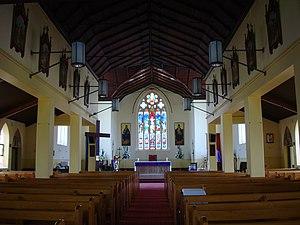 St Francis Xavier S Cathedral Wollongong Wikipedia