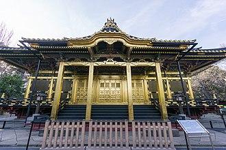 Tōshō-gū - Image: Wongwt 上野東照宮 (17098019409)