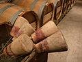 Wood bungs used to sulfur barrels.jpg