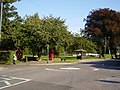 Woolbrook Road, Roundabout - geograph.org.uk - 1492097.jpg