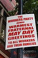 Workers Party poster, Belfast, July 2010.JPG