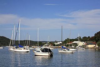 Woy Woy, New South Wales Suburb of Central Coast, New South Wales, Australia
