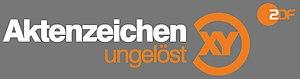 Aktenzeichen XY … ungelöst - Image: XY Logo