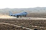 YAL-1A Airborne Laser takeoff 2007-03-15.jpg