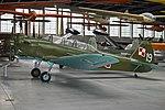 Yakolev Yak-18 '19 white' (SP-AOU) (15922252456).jpg
