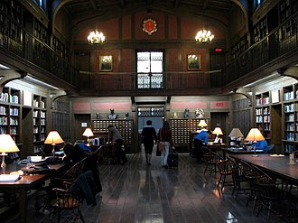 Harvey Cushing/John Hay Whitney Medical Library - The Medical Historical Library, another view