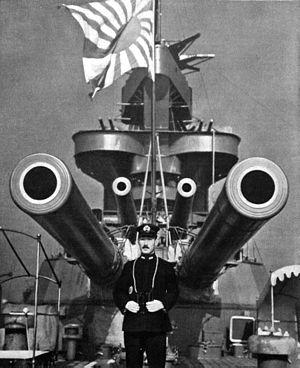 Fusō-class battleship - Sankichi Takahashi