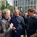 Yanis Varoufakis in Düsseldorf (Democracy in Europe Movement 2025 - DiEM 25), Grabbeplatz, 11. Mai 2019 03.jpg