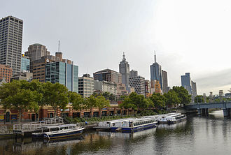 Most livable cities - Melbourne ranked as the world's most liveable city for seven years in a row, from 2011 until 2017.
