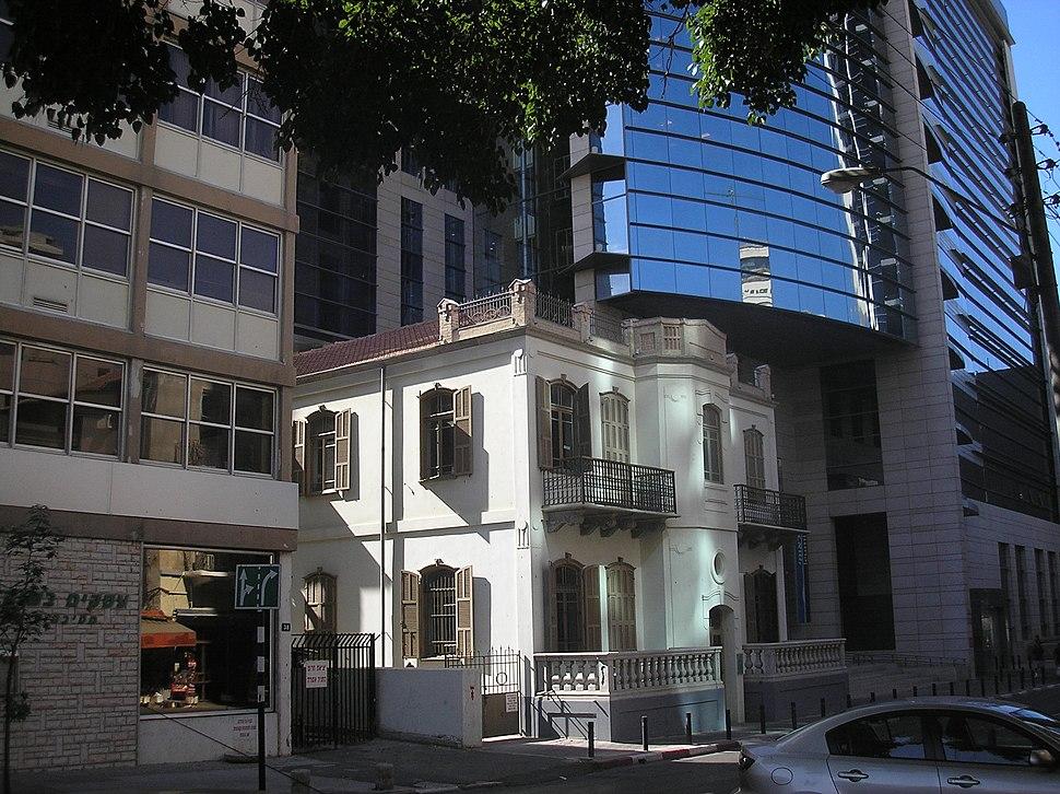 Yehuda Halevi Street PA250102