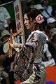 Yosakoi Performers at Kochi Yosakoi Matsuri 2005 20.jpg