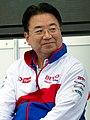 Yoshiaki Kinoshita 2014 WEC Fuji.jpg
