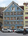 Zürich-Altstadt Zunfthaus zur Waag 04.10.2013.JPG