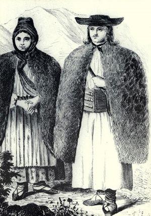 Zakarpattia Oblast - Carpathian highlanders