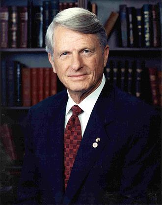 University of Georgia - Zell Miller, UGA alumnus and former Governor and U.S. Senator who helped establish the HOPE Scholarship
