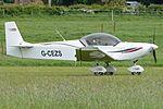 Zenair CH601HDS Zodiac 'G-CEZS' (32233188554).jpg
