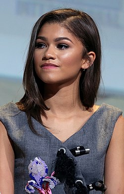 Zendaya San Diegon Comic-Conissa 2016.