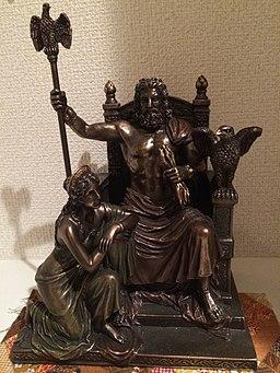 Zeus with Hera