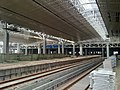 Zhengzhou East Railway Station Under Construction 03.jpg
