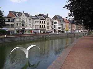 Stad Vid Dender