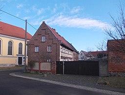 Dorfplatz in Zwenkau